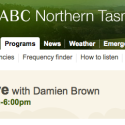 ABC Nth Tassie interview – Tuesday 2nd July Podcast
